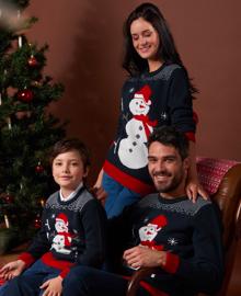 Traditionelle Weihnachtspullover