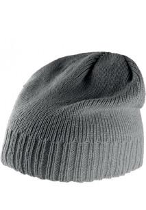 Rippstrick-Mütze