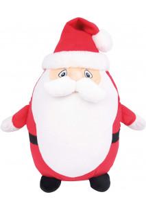 Plüschtier Weihnachtsmann mit Reißverschluss