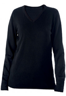 Damen V-Ausschnitt Pullover