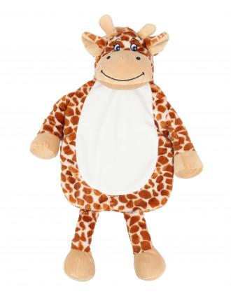 Wärmflaschenhülle Giraffe