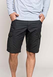 Multi pocketBermuda shorts