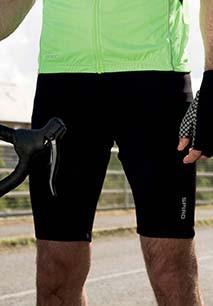 Mens Padded Bikewear Shorts