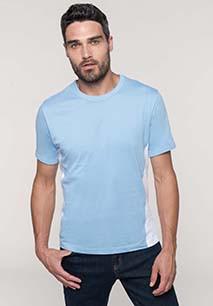 Tiger - Zweifarbiges T-Shirt