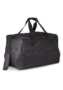 Reisetasche mit integrierten Fächern