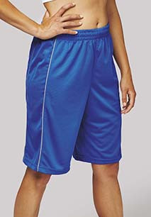 Damen Basketball Short