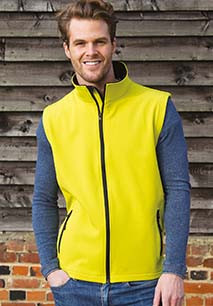 Core Printable Softshell Bodywarmer
