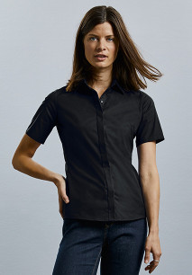 Ladies' Short Sleeve Ultimate Stretch