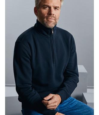 Sweatshirt mit Reißverschlusskragen Authentic