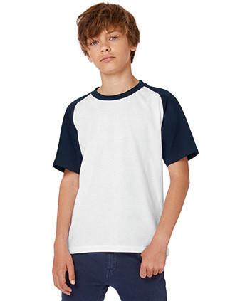 Kinder Baseball-T-Shirt