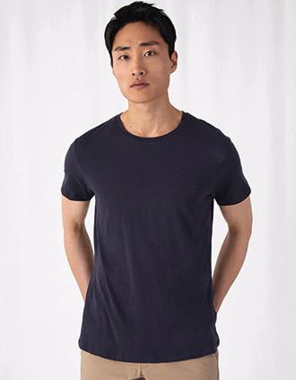 Men's Slub Organic Cotton Inspire T-shirt