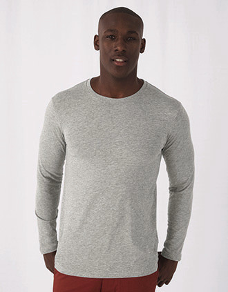Men's organic Inspire long-sleeved T-shirt