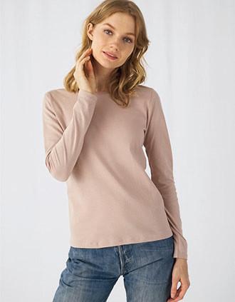Damen-Langarmshirt #E150