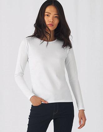 Damen-Langarmshirt #E190