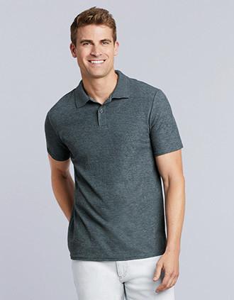Doppelpiqué-Poloshirt Softstyle für Herren