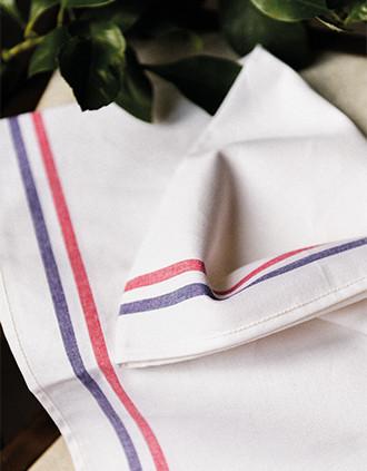 Spültuch, zwei Streifen Origine France garantie
