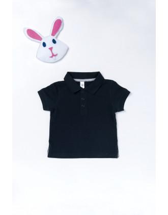 Kurzarm Poloshirt für Babies