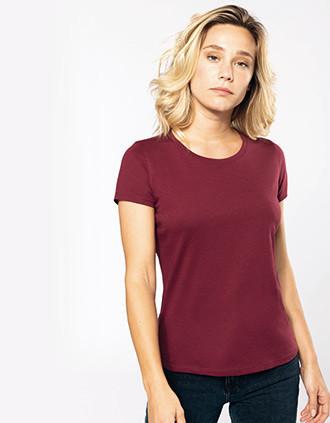 Damen-T-Shirt BIO150 mit Rundhalsausschnitt