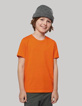 Kinder-T-Shirt BIO150 mit Rundhalsausschnitt