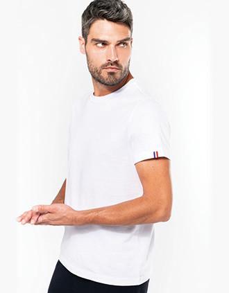 """Herren Bio-T-Shirt """"Origine France Garantie"""""""
