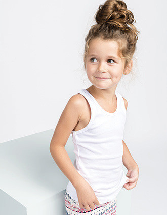 Mädchen Hemd