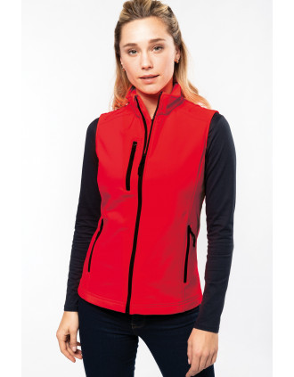 Damen Softshell Bodywärmer