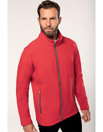 2-lagige Softshell-Jacke für Herren