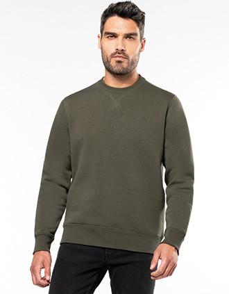 Sweatshirt Rundhalsausschnitt