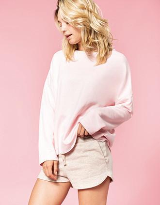 "Damen-Sweatshirt ""Loose fit"""