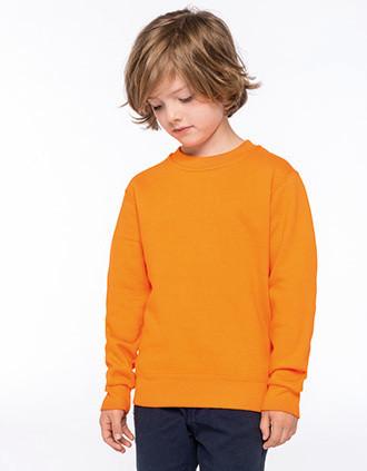 Kinder Rundhals-Sweatshirt