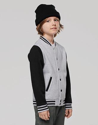 Kinder-College Jacke
