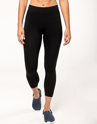7/8 nahtlose Damen-Leggings