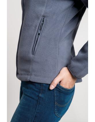 Maureen > Mikrofleece-Jacke Full Zip Damen