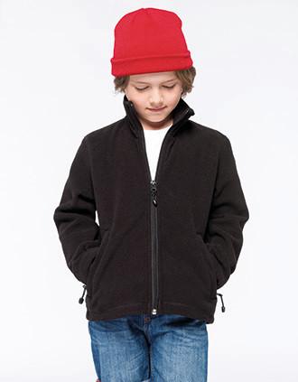 Kinder Mikrofleece-Jacke