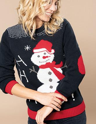 """Pullover """"Ho Ho Ho"""""""