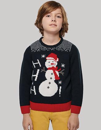 "Pullover ""Ho Ho Ho"" Kinder"
