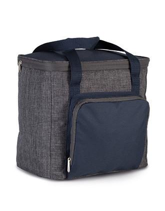 Kühltasche mit Reißverschlusstasche