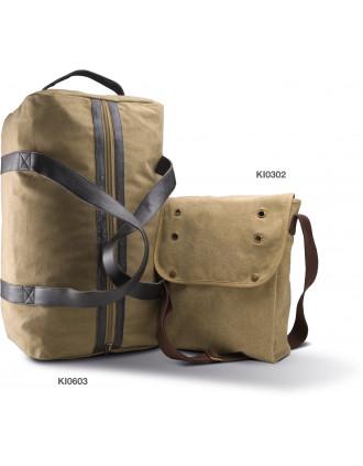 Reisetasche aus Baumwoll-Canvas
