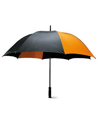 Sturmfester Regenschirm