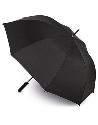 Regenschirm. Griff mit Doming-Möglichkeit.