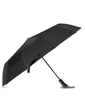 Faltbarer Regenschirm mit Öffnungsautomatik