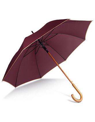 Holzstock Regenschirm