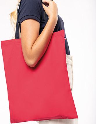 Dreifarbige Shoppingtasche