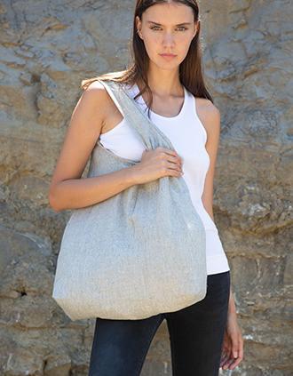 Handgewebte Shoppingtasche