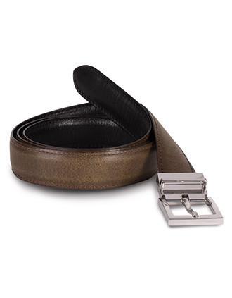Leder-Wendegürtel – 30mm