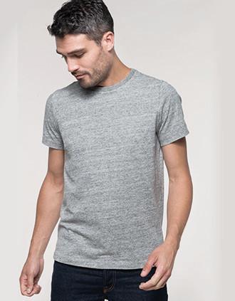 Kurzarm-Vintage-T-Shirt für Herren