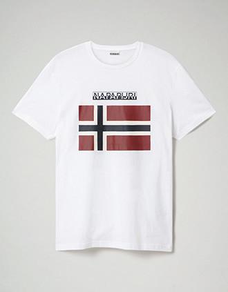 T-Shirt mit kurzen Ärmeln Sellyn SS