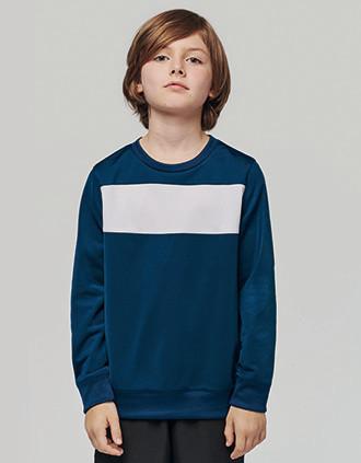 Kinder-Sweatshirt aus Polyester