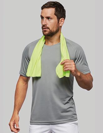 Erfrischendes Sport-Handtuch