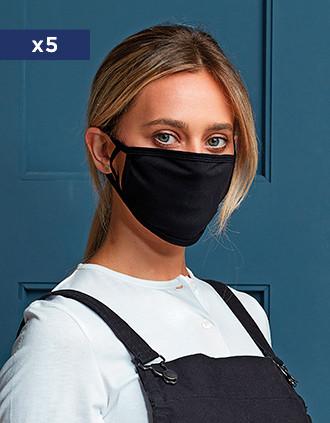 Schutzmaske wiederverwendbar - AFNOR UNS1